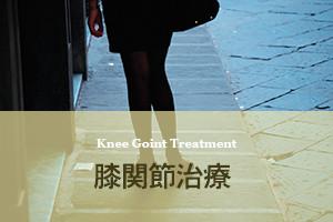 膝関節治療